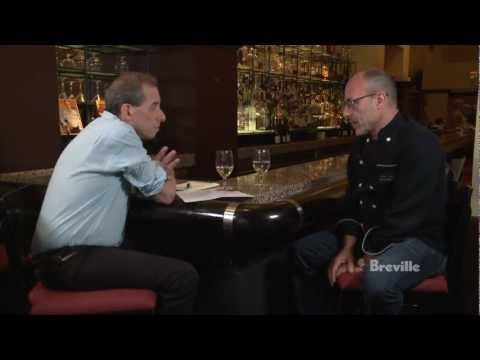 "Breville Presents ""Chef's Table"" Featuring Chef Alfred Portale"