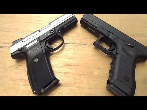 Glock 17 vs. Ruger SR9