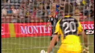 Craig Goodwin Goal Newcastle Jets Vs Adelaide United