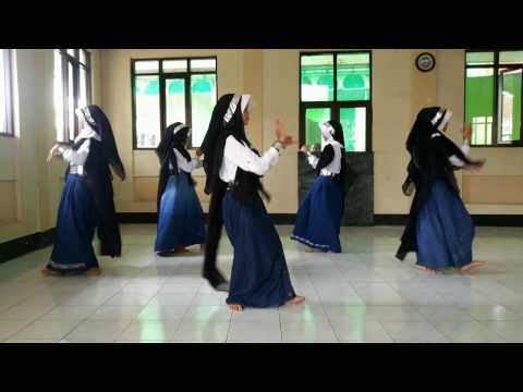 Tari Kreasi Mix Arabic Robotic (Nawal El-Zoghby Song)