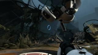 Portal 2 : Le réveil, reboot, de GLaDOS, français