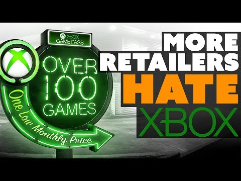 More Retailers MAD at Xbox - The Know Gaming News