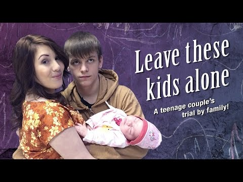 Leave these Kids Alone: A teenage couple's trial by family.