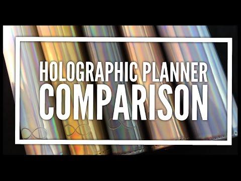 Holographic Planner Comparison