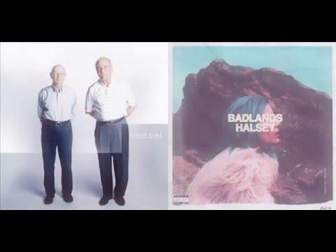 Twenty One Pilots VS Halsey - Young Radio (Mashup)