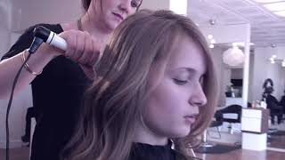 Vanity Hair Blow Dry Salon 30sec Tv Commercial