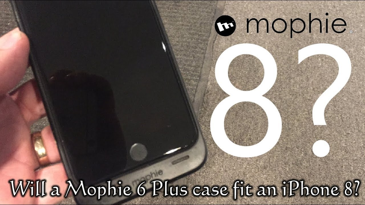 timeless design 7b133 bac7e Will a Mophie Juice Pack 6 Plus Fit an iPhone 8 Plus?