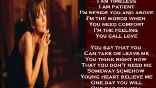 Watch Martina McBride One Day You Will video