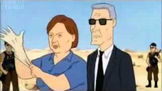 Beavis and Butthead Do America Cavity Search