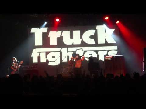 Truckfighters @ DesertFest Antwerpen 2014