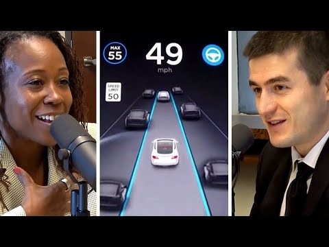 Ayanna Howard: Tesla Autopilot | AI Podcast Clips