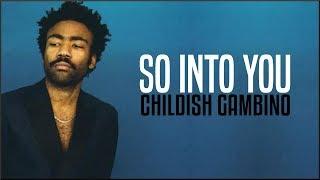 Tamia - So Into You (Childish Gambino cover)(Lyrics)