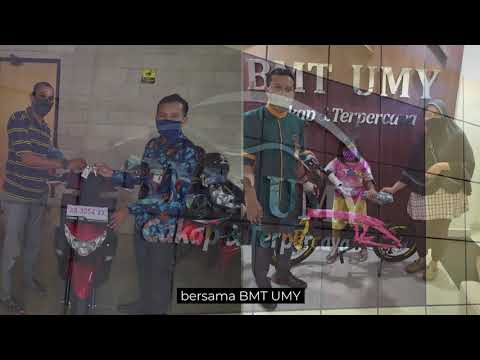 BMT UMY | Transaksi syar'i tanpa riba