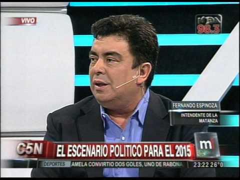 C5N - MINUTO UNO: ESCENARIO POLITICO DE CARA AL 2015