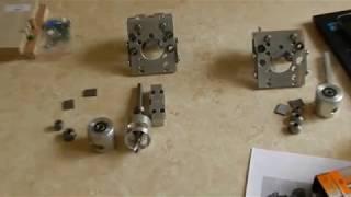 «Gidmaster» Мебельный универсальный кондуктор - модель 19/20