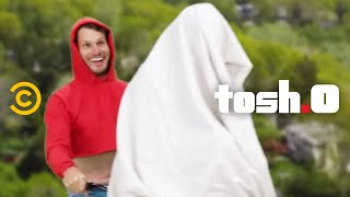 Web Chat: Daddy Long Neck - Tosh.0