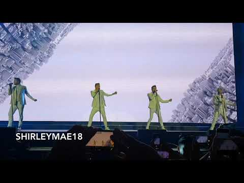 World of Our Own - Westlife live in Manila 2019