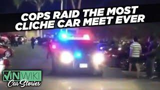 Police raid the most cliche Florida Man car meet ever