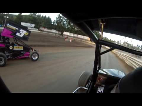 Brody KKJR Sprint Deming Speedway June 16 17