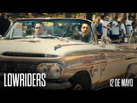 LOWRIDERS - TRAILER OFICIAL (2017)