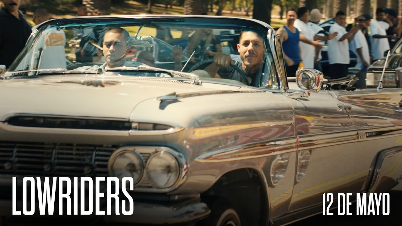 'Lowriders': East LA's Vibrant Car Culture and the Tug of Family