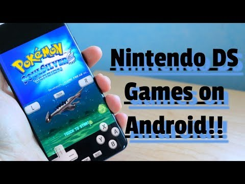How To Get ANY Nintendo DS Game On Android!! (2019) SuperNDS Emulator