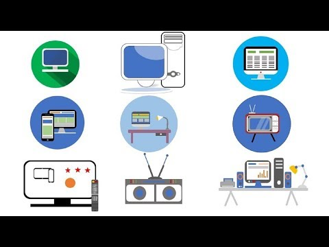 9 Icon Computer Laptop Television By Powerpoint - How to make Icon in PowerPoint
