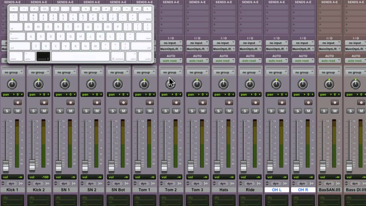 Free Pro Tools 9 For Mac