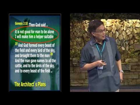 Consulting The Architect with Pastor Dennis Legaspi