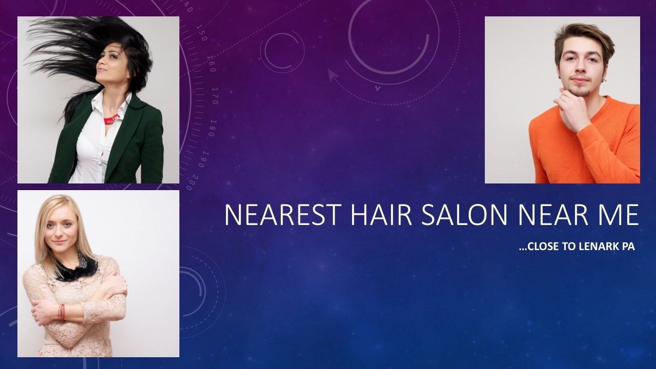 Nearest hair salon near me close to lanark pa nearby for Spa closest to me
