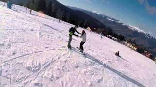 Ski Straja 20 12 2014