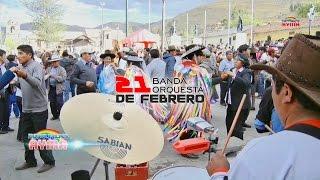 Banda Orquesta Super 21 de Febrero, Albazos Patrón San Bartolomé Tinta - Canchis - Cusco 2016