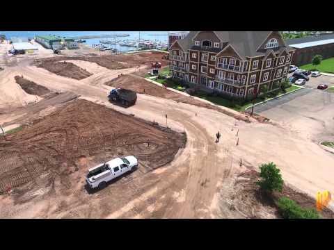 Historic Charlottetown Seaport Redesign