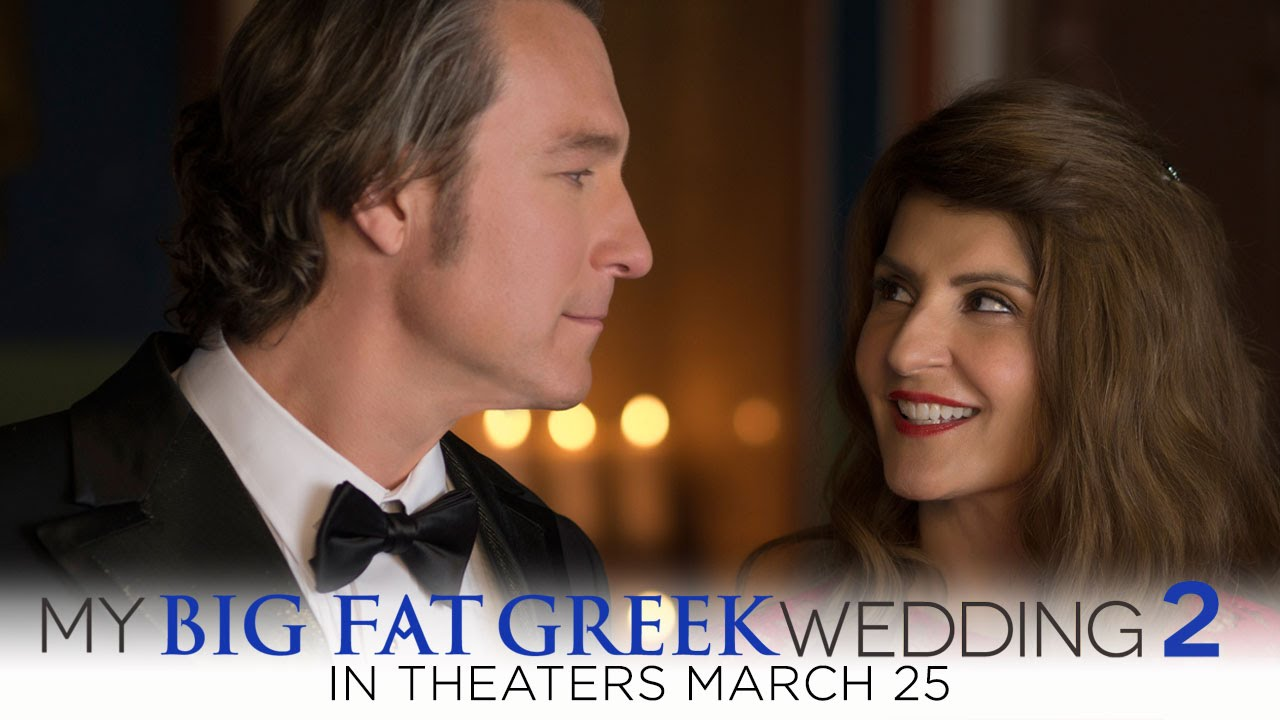 My Big Fat Greek Wedding  In Theaters March  Tv Spot  Hd Youtube