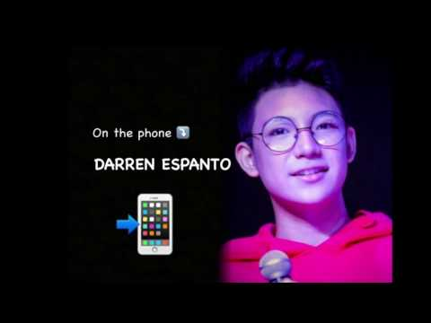 Exclusive interview with Darren Espanto for Radio Tagumpay Triple H (05-28-2017)