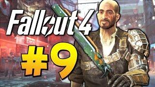 Прохождение Fallout 4 - Долгожданная Месть 9 60 FPS