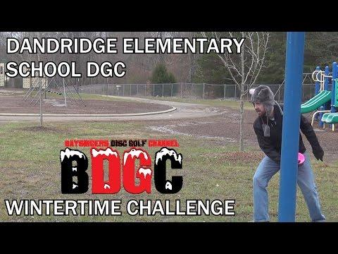 Wintertime Challenge  - Dandridge Elementary School DGC in Dandridge, TN