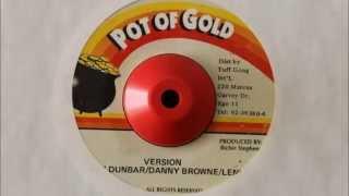 SLY DUNBAR & DANNY BROWNE & LENKY - SHU BI LU VERSION