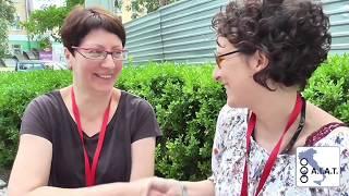 Interview to dr. Olga Milošević Eata Conference 2019 -