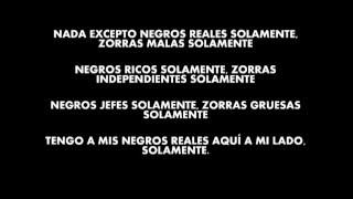 Nicki Minaj- Only (feat Chris Brown, Drake & Lil Wayne) | letra en español