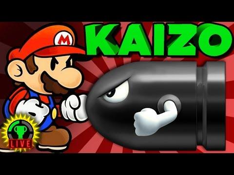 Kaizo Mario - GAME OVER! (Part 3)