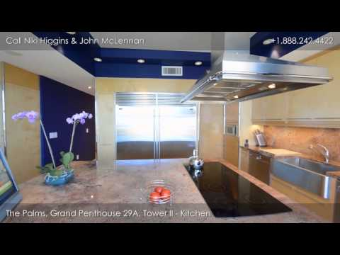 The Palms, 2110 N. Ocean Blvd, Fort Lauderdale, FL: Grand Penthouse 29A
