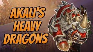 Rush Dragon Warrior   Heavy Metal!   Hearthstone