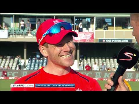 sa-v-england-t20-series-|-1st-t20-|-toss-with-shaun-pollock-and-the-two-captains