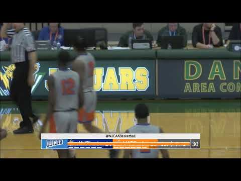 Men's Basketball VS Ancilla College Game Highlights (03/20/19)