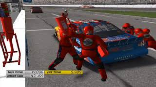 (Epic Opening To A Season) NASCAR Thunder 2003 Career Mode At Daytona (Season 2 Race 1/36)