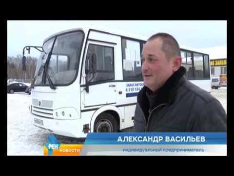Школьные автобусы Мурома проверяют на безопасность