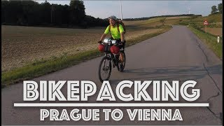 Bikepacking:  Prague to Vienna (+480KM)