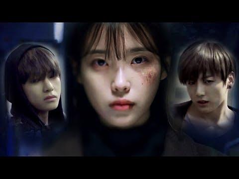 [방탄소년단   아이유] BTS   IU - 방탄소년단 DON'T LEAVE ME [FMV]