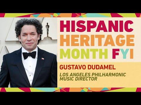 Hispanic Heritage Month FYI: Gustavo Dudamel | The View